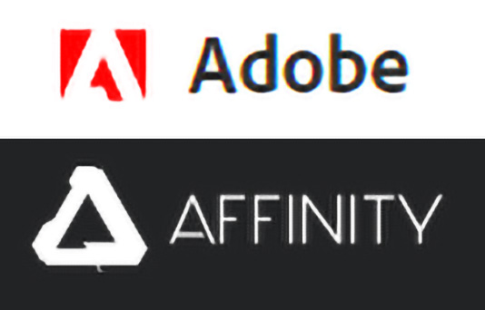 Adobe and Affinity