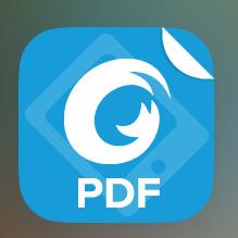 Foxit PDF iPhone用
