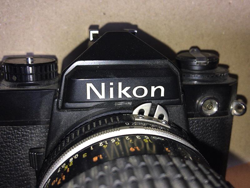 Nikonのロゴ:その1