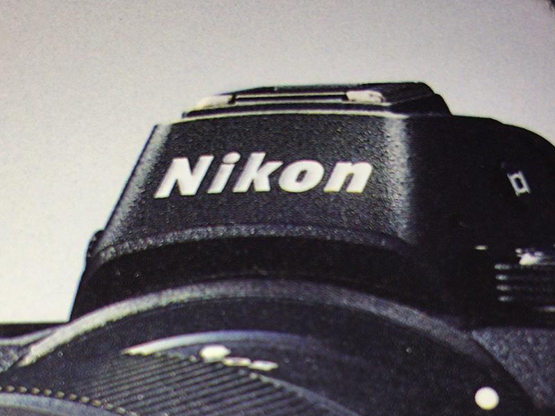 Nikonのロゴ:その3