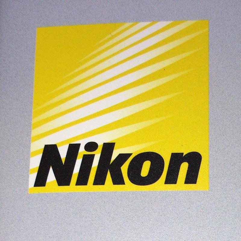 Nikonのロゴ:その4