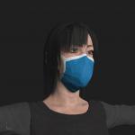 マスクの正しい使い方2020